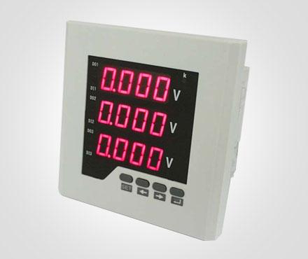 高精度测量三相交流电流
