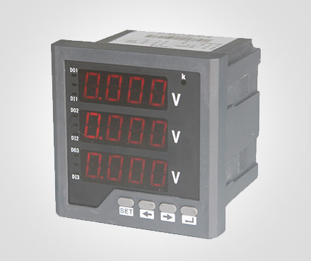 数显多功能电力仪表